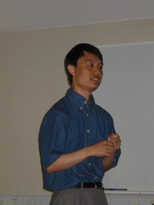 Guochuan Zhang