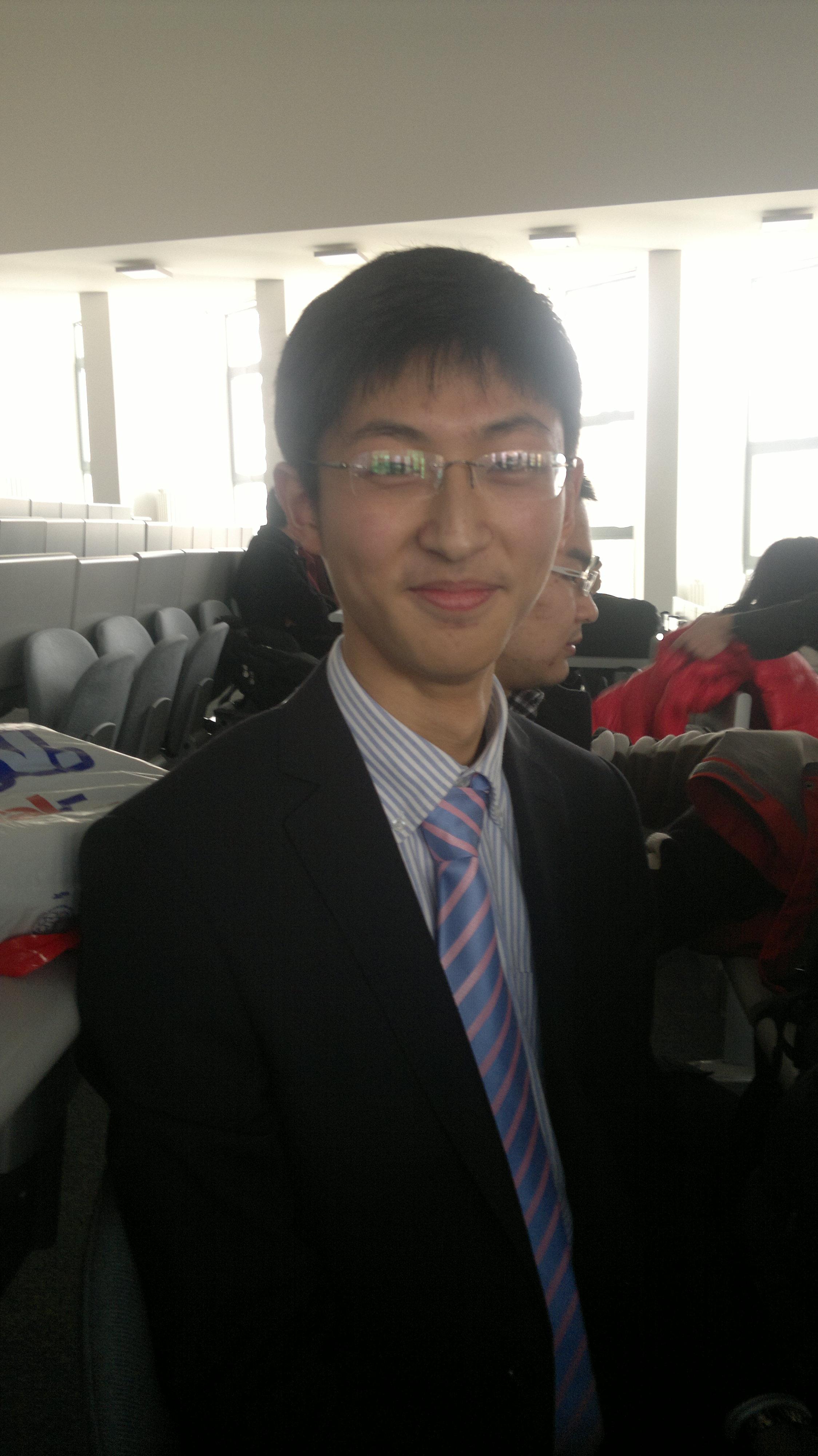 Honghu Xue
