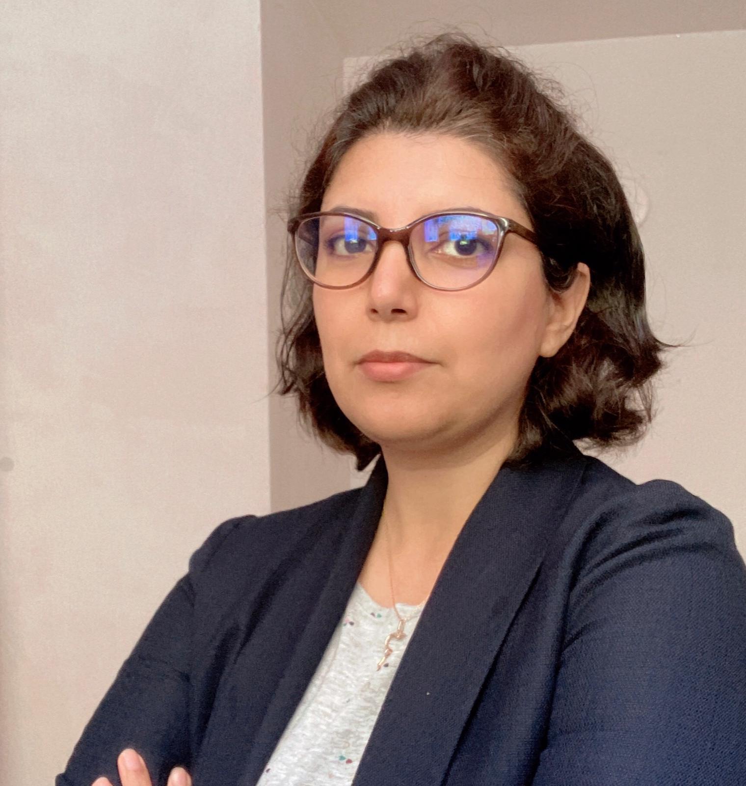 Nasibeh Naserizaker