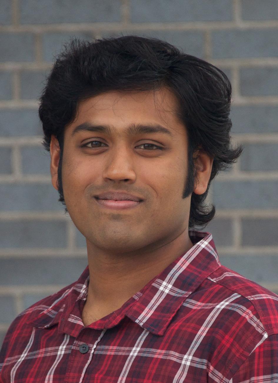 Arvind Balakrishnan